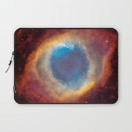 Helix Nebula, NGC 7293 Laptop Sleeve