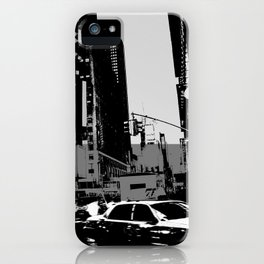 New York Street iPhone Case