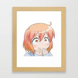 Haruka Framed Art Print