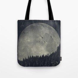 eerie landscapes 1 Tote Bag