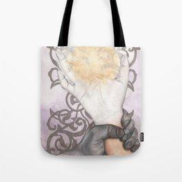 Sun Summoner and the Darkling Tote Bag