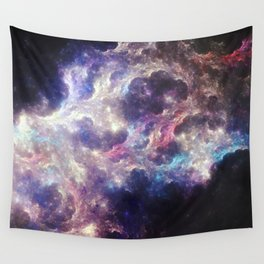 Cosmic Flow Wall Tapestry