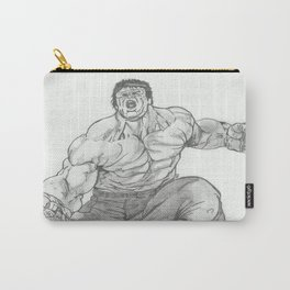 Hulk Smash. Carry-All Pouch