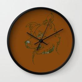 Chinook 1 Wall Clock
