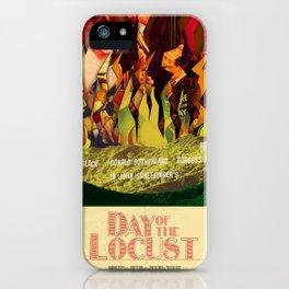 Day of the Locust iPhone Case