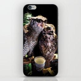 Avian Allies iPhone Skin