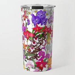 A celebration of orchids Travel Mug