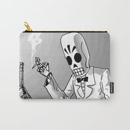Manny Calavera Carry-All Pouch