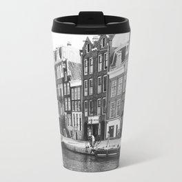 Love, Amsterdam Travel Mug