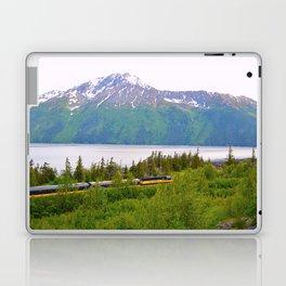 Alaska Passenger Train - Bird Point Laptop & iPad Skin