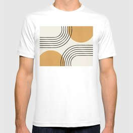 Sun Arch Double - Gold T-shirt