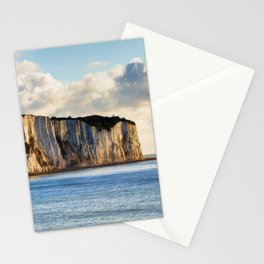 Cretaceous rocks of Dover Stationery Cards