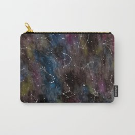 Zodiac Constellations Carry-All Pouch