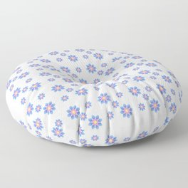 soft Flower Floor Pillow