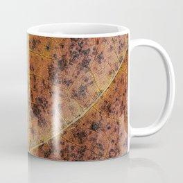 Dry old leaf Coffee Mug