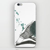 platypus iPhone & iPod Skins featuring platypus by Willy Ollero