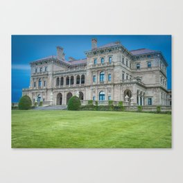 The Breakers in HDR Canvas Print