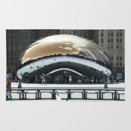 bean to cloud-gate recently? Rug