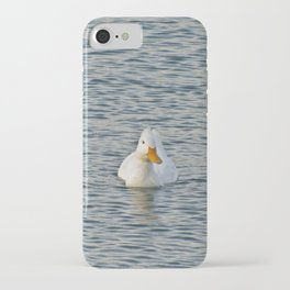 Duck Alone iPhone Case