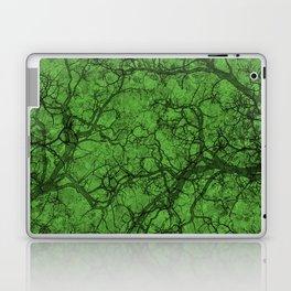 Green Hunting Camo Pattern Laptop & iPad Skin