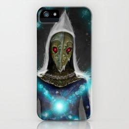 Ice-Mage iPhone Case