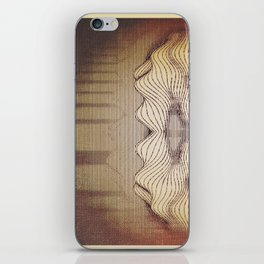 Hills and Valleys iPhone Skin