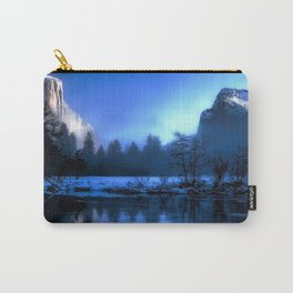 The Glowing Lake Carry-All Pouch
