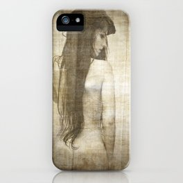 First Glance iPhone Case