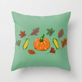 Fall #2 Throw Pillow