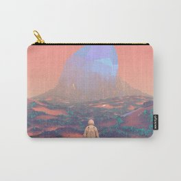 Lost Astronaut Series #02 - Giant Crystal Carry-All Pouch