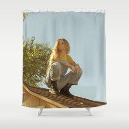 Kehlani 8 Shower Curtain