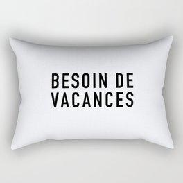 113. Need Holidays Rectangular Pillow