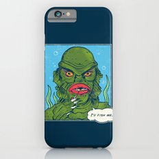 The Sultry Lagoon Slim Case iPhone 6s
