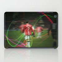 ronaldo iPad Cases featuring Ronaldo Remix by Shyam13