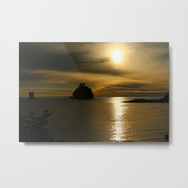 Before The Day Is Out Metal Print