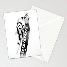 Angular Trooper Stationery Cards