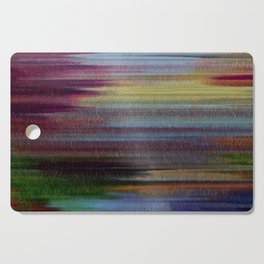 Abs painting Cutting Board