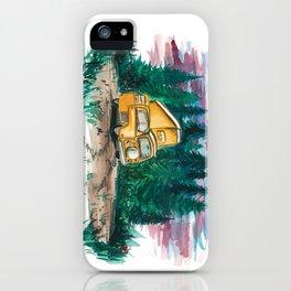 Van life iPhone Case