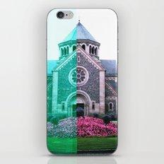 Cracked church... iPhone & iPod Skin