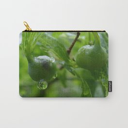 wet green Carry-All Pouch