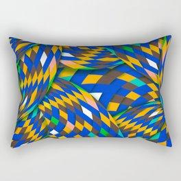 Wild Energy Rectangular Pillow