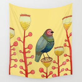 le petit matin Wall Tapestry
