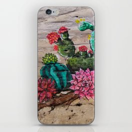 Cactus and Succulents iPhone Skin