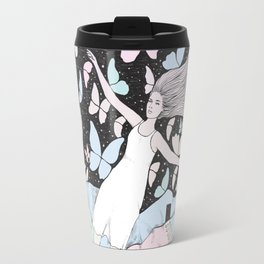 Butterfly Sky (Memories in a Dream) Travel Mug