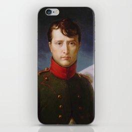 Napoléon Bonaparte Premier Consul iPhone Skin