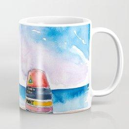 Key West Florida USA Southernmost Point of The USA Coffee Mug
