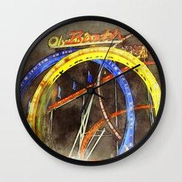 Munich Beer Festival - Looping Wall Clock