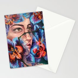 """""""Dauntless"""" Painting Stationery Cards"""