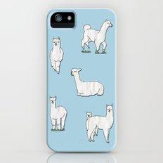 Alpaca iPhone (5, 5s) Slim Case