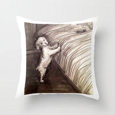 Pops! Throw Pillow